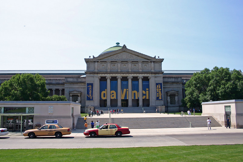 The Field Museum of Natural History.  Chicago has SO many awesome museums and this one is particularly so.