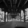 Chicago Street BW