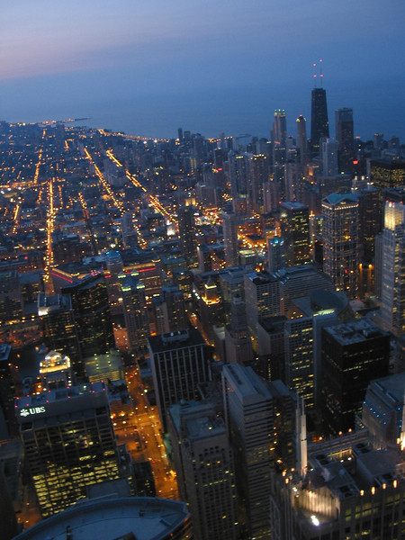 Chicago by Night, Sears Tower