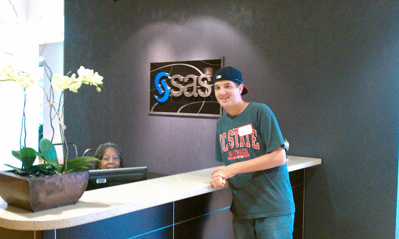 SAS Chicago office
