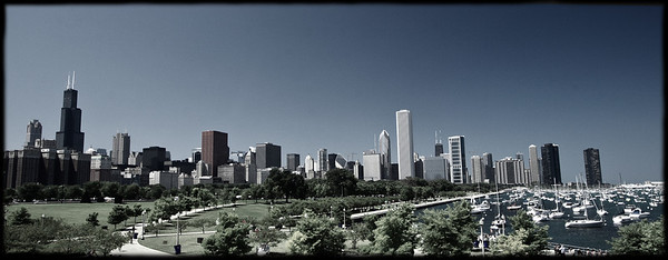 chicago from the southeast