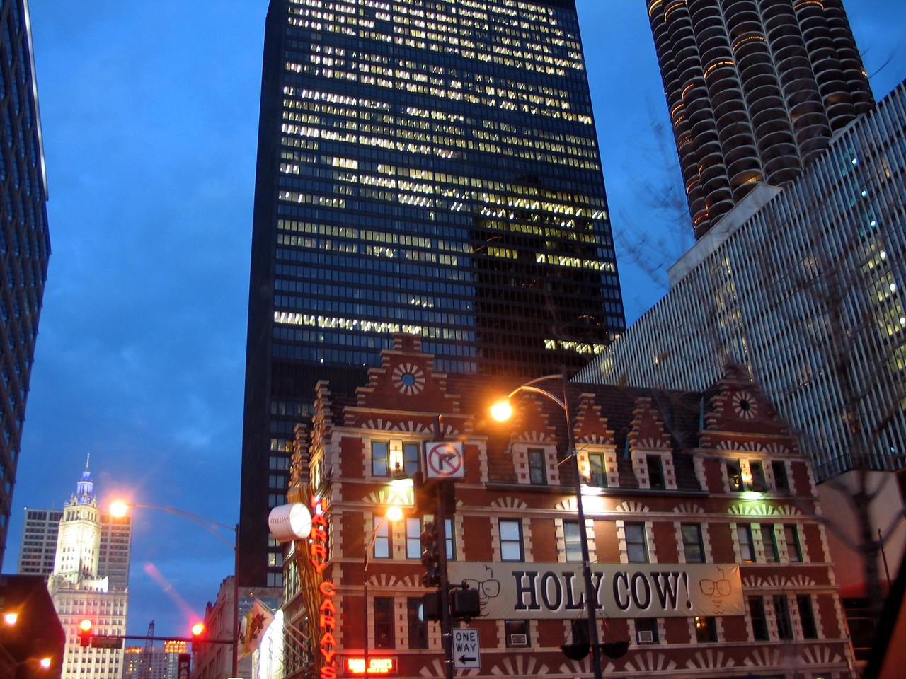 Chicago, August 2004