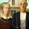 American Gothic, Grant Woods, Art Institute of Chicago