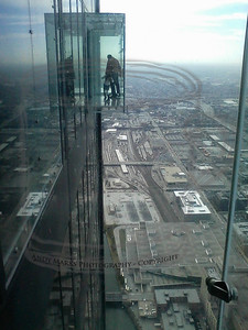The aforementioned glass box/skydeck ledge and the view it affords. 20Oct10