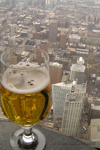 Highrise beer.