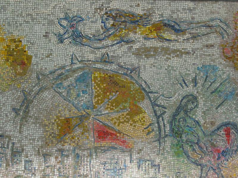 Four Seasons, Marc Chagall