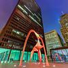 Flamingo Sculpture - Federal Plaza - Chicago