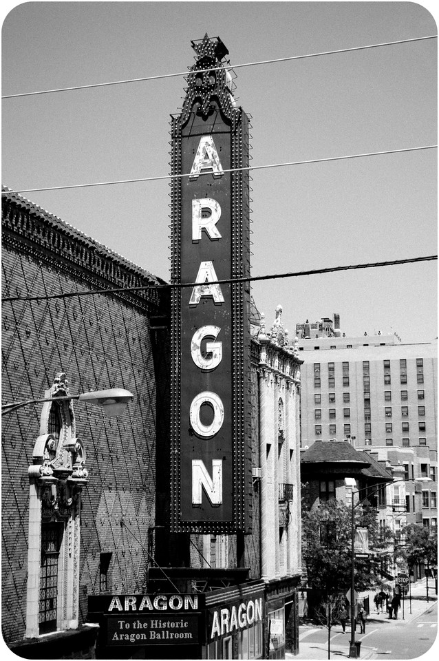 The Aragon Theatre in Uptown