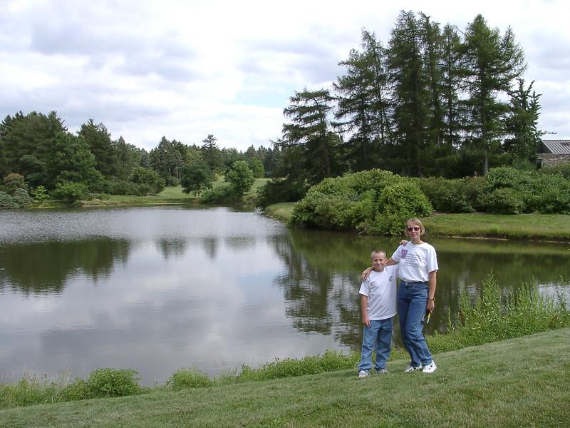 Visit to Chicago Morton Arboretum