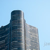 """<span id=""""title"""">Tower Top</span> On the way back to the dock, I got another shot of Lake Point Tower from a different angle."""
