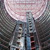 "<span id=""title"">JRTC Interior</span> We just happened to be walking by this crazy building, and I wanted to go inside, because hey - it's a pretty crazy building. The inside was even more wild, as you can see. It's the James R. Thompson Center, which apparently houses a lot of state offices."