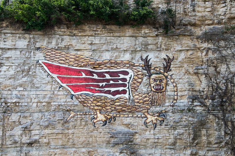 Piasa Bird
