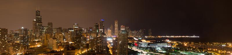 Nighttime Panorama