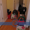 After brunch, all packed..seems we bought some souvenirs from our weekend in Chicago.