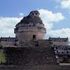 can8602_27, Caracol (The Observatory), Chichen Itza, Maya Ruins, Yucatan Peninsula, Mexico