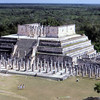 can8602_13, Temple of the Warriors, Chichen Itza, Maya Ruins, Yucatan Peninsula, Mexico