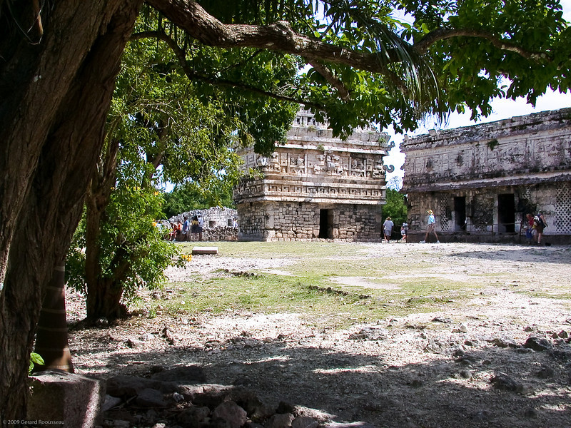 l'Iglesia (l'Église)<br /> <br /> Chichen-Itza (7 of 30)