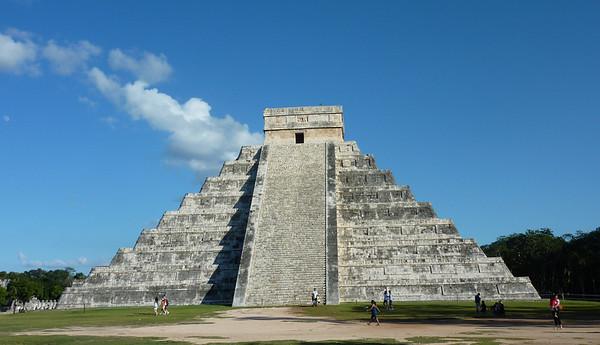 Chichen Itza & Yucatan Peninsula, Mexico 2009