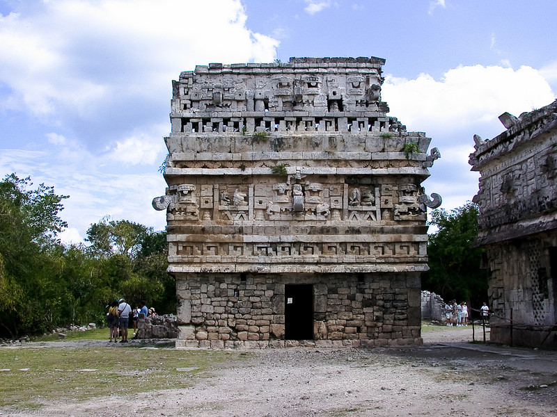 l'Iglesia (l'Église)<br /> <br /> Chichen-Itza (8 of 30)