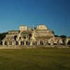 the palace of the upper class of Mayans