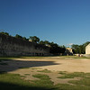 The Great Ball Court:<br /> The huge courtyard/playground where mayan played the ball game to decide who was the winner.