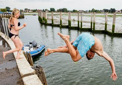 Bosham Harbour - Cooling Down