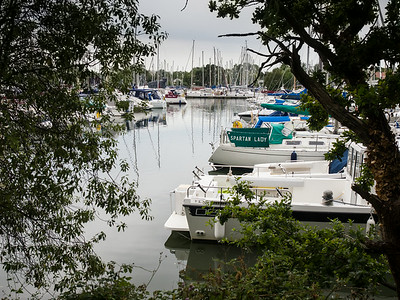 Marina at Chichester Harbour