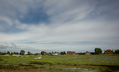 Bosham Harbour - Low Tide