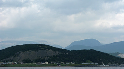 Burnt Hill, Norris Point