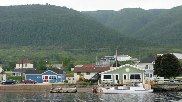 Main Street , Woody Point