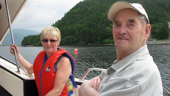 Nona and Mr. Laing