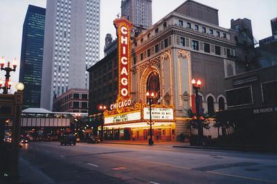 Chicago Theatre musical
