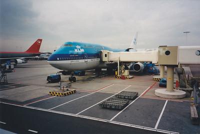 Belle époque met Schiphol mainport en KLM