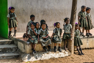Grand Circle Foundation supported school Bharath Nursery and Primary School