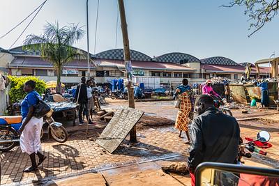 Gulu street scene