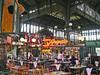 Restaurant in the market
