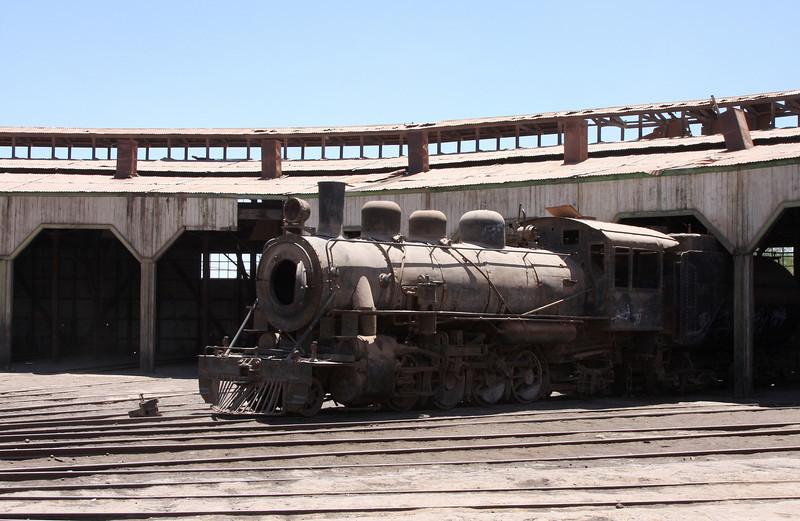 Baquedano station