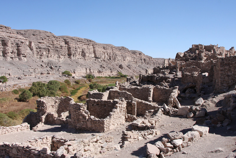 Pukara (fortified city) of Lasana