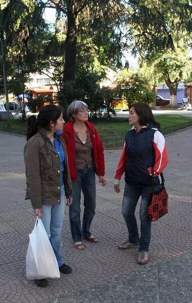 Margarita, Clara and Jeanette