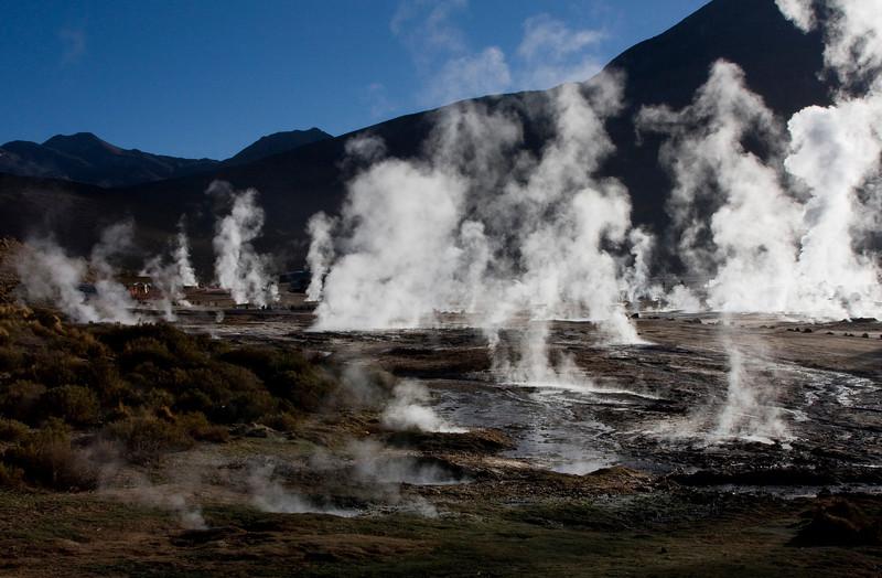 El Tatio geyser field