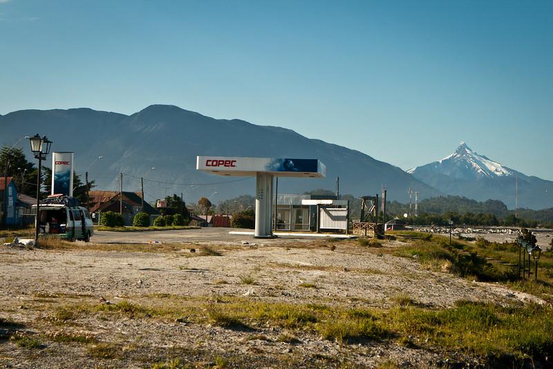Deserted Chaitén, Chile