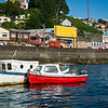 Castro waterfront, Chiloe, Chile