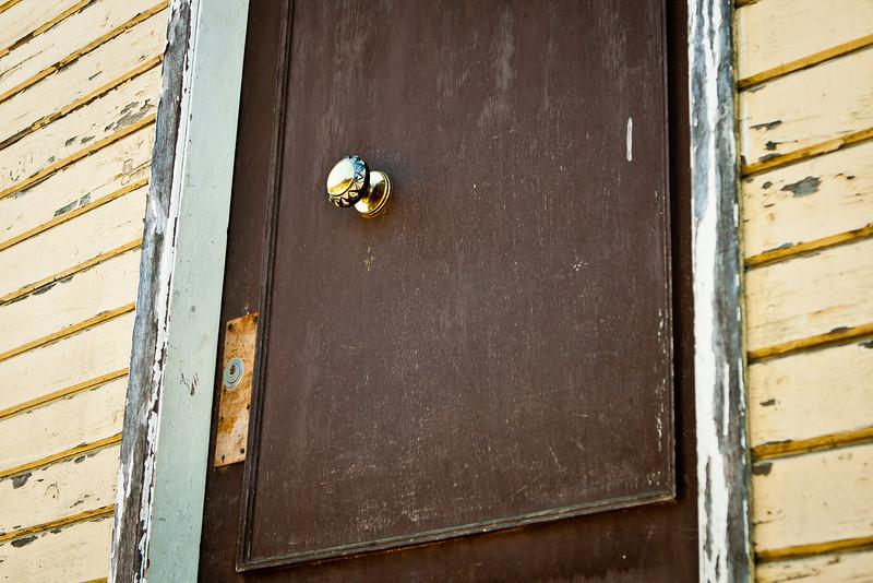 Strange doors in Castro.