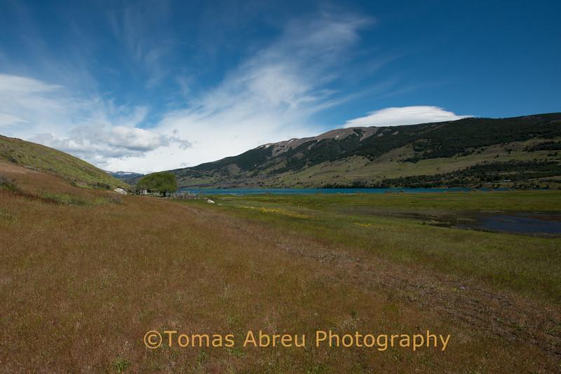 Laguna Azul, Torres del Paine National Park