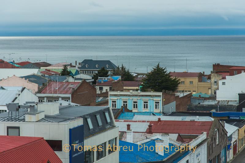 Puerto Arenas and Magellan Strait