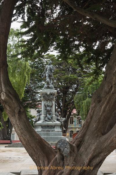 Statue of Magellan