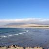 The beach at Huasco