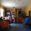 Lunch in a small town east of Huasco.