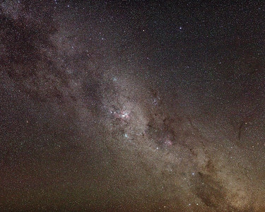 Eta Corinea Nebula