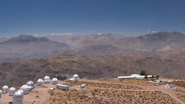 Telescope Panorama #2